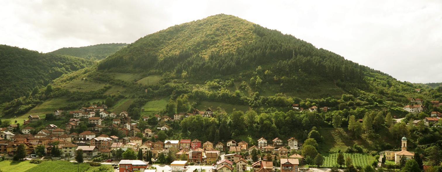 BOSNIAN PYRAMIDS