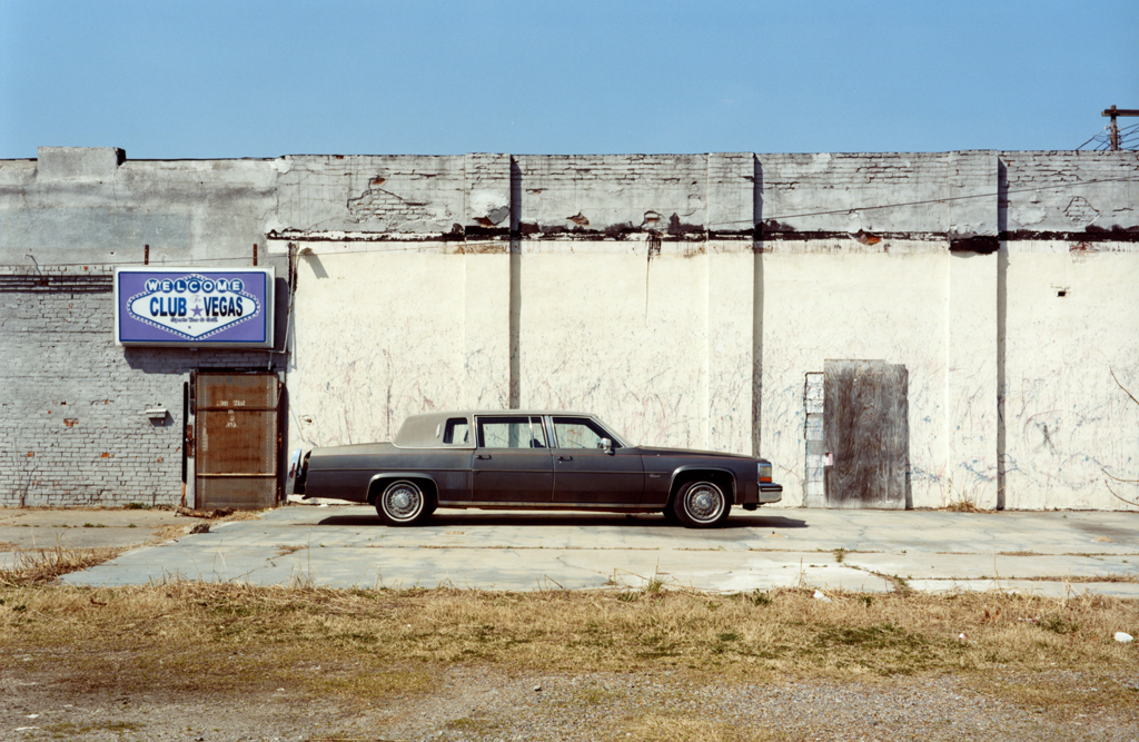 Club Vega Parking, Mississippi, 2010.