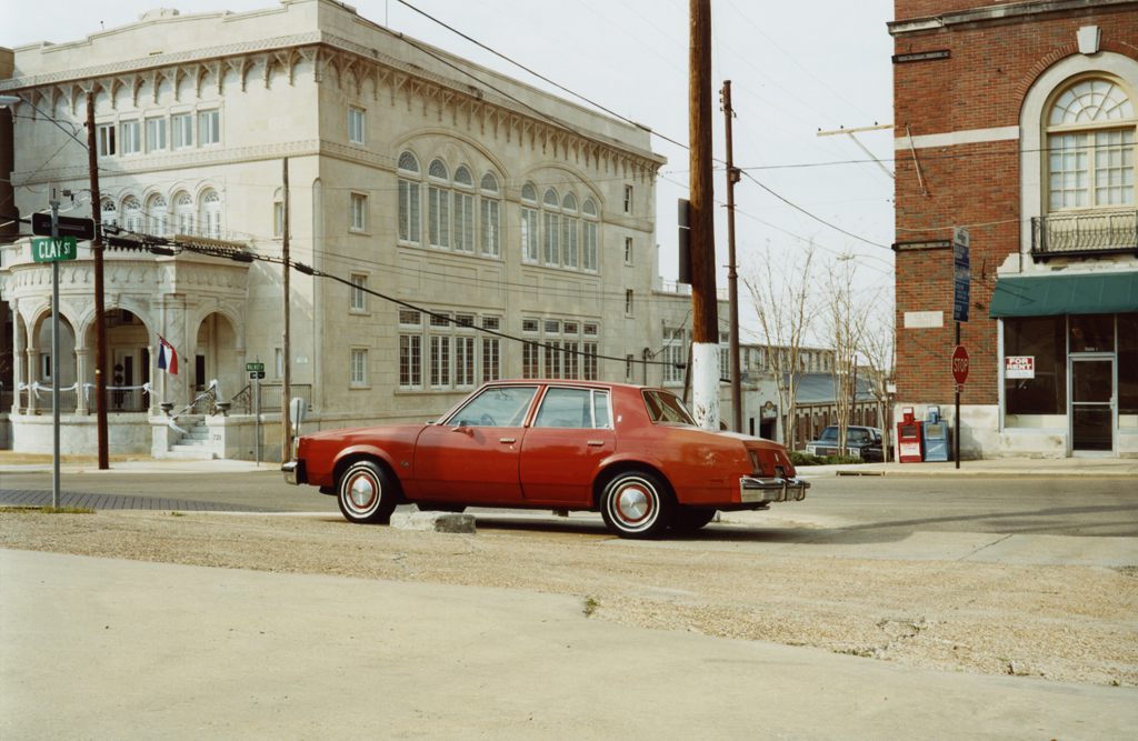 The Red Car's Square, Mississippi, 2010.