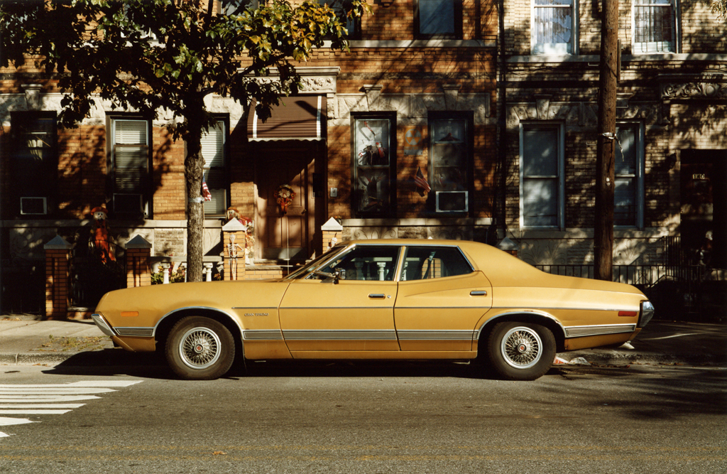 The Yellow Gran Torino, Brooklyn, New York, 2009.