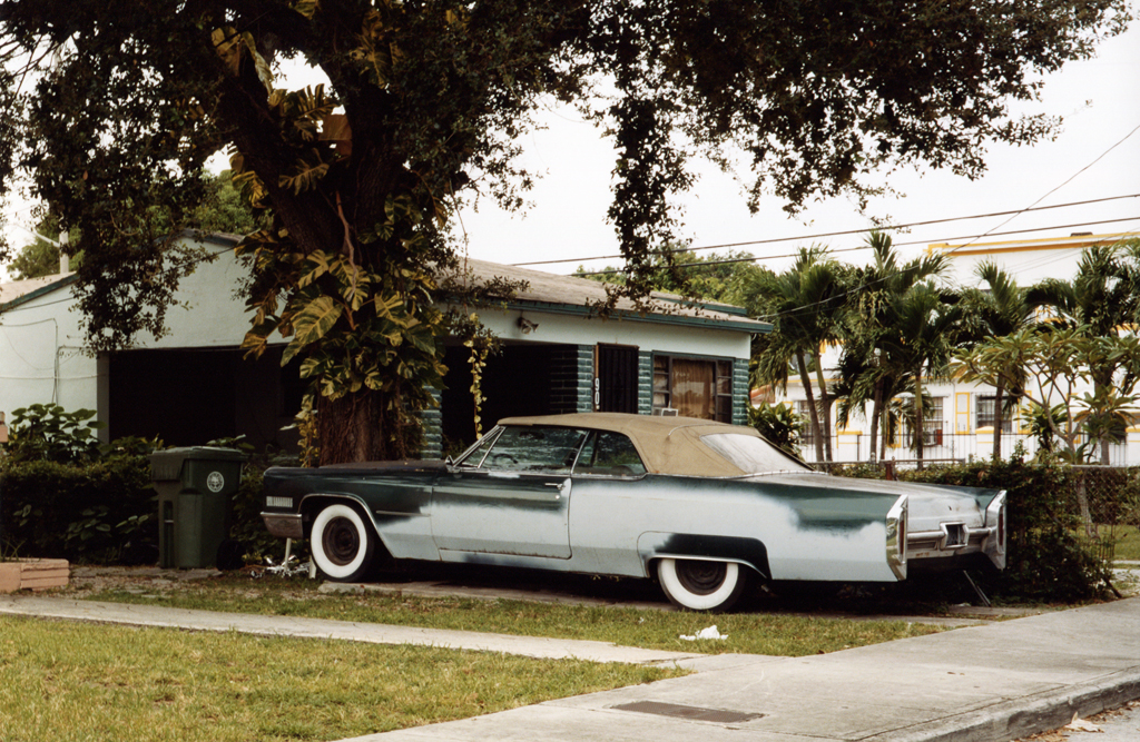 The Sanded Cadillac, Miami, 2009.