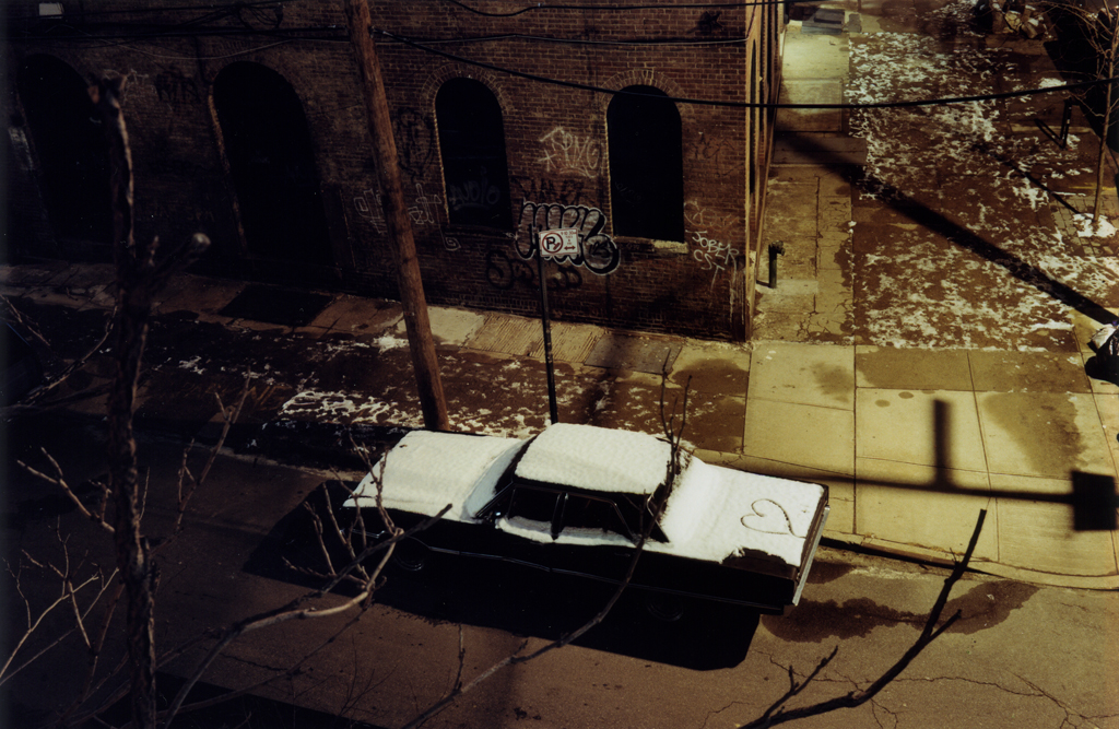 The Ice-Hearted Corner, Williamsburg, Brooklyn,  N.Y. 2006.