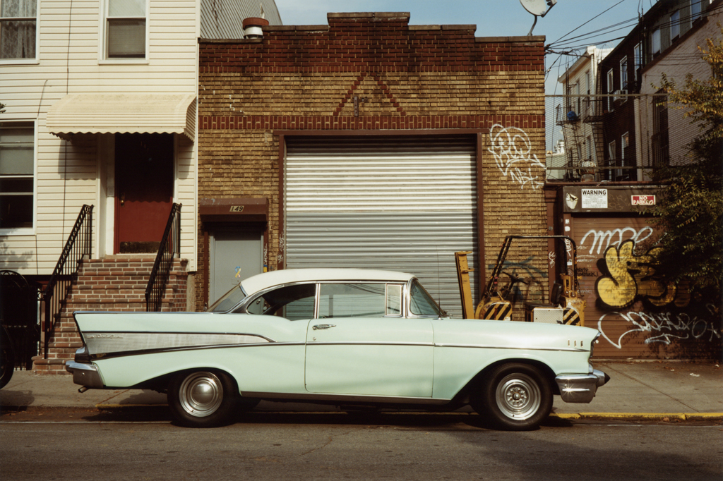 Wing Car, Brooklyn, New York, 2010.