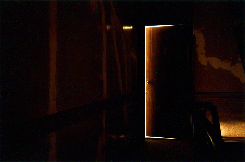Hall's Door, New York, 2007