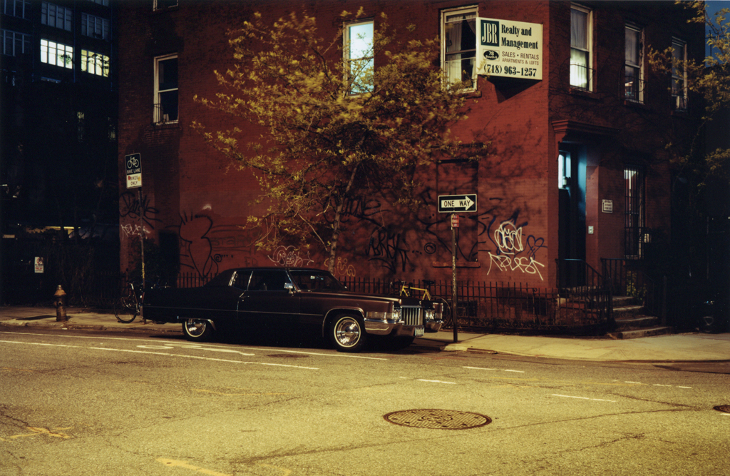 The Brown Cadillac's Corner, Williamsburg, Brooklyn, N.Y., 2010