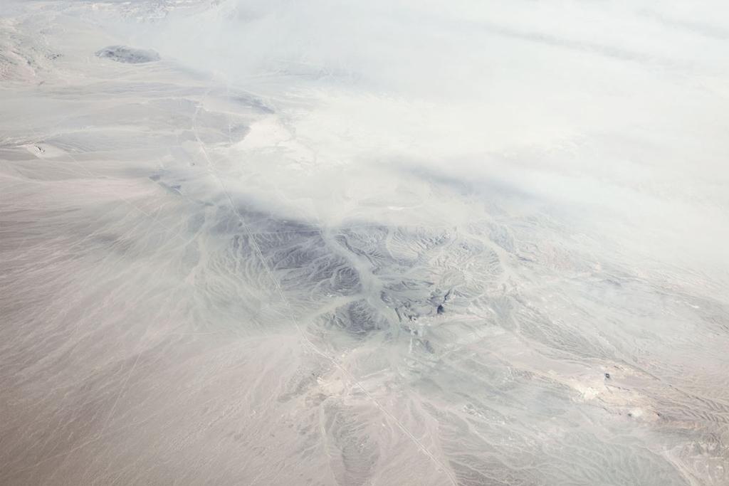 Untitled #26. Jan. 2014. At 36000 Feet.