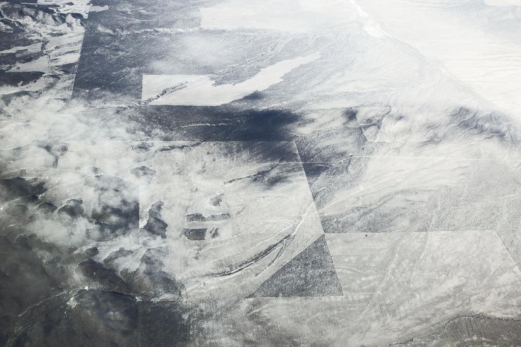 Untitled #2. Jan. 2014. At 36000 Feet
