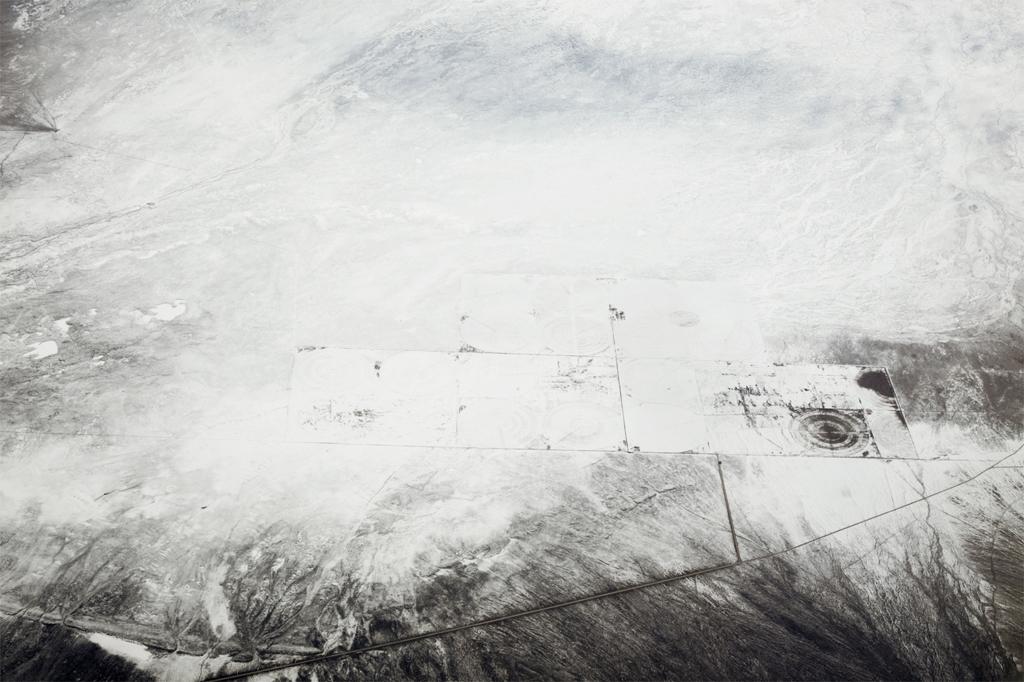 Untitled #3. Jan. 2014. At 36000 Feet