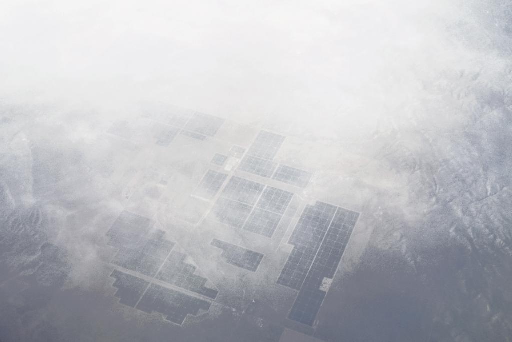 Untitled #30. Feb. 2015. At 36000 Feet