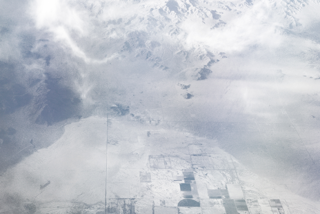 Untitled #33. Apr. 2015. At 36000 Feet