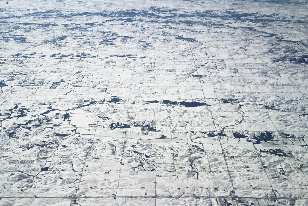 Untitled #37. Feb. 2015. At 36000 Feet
