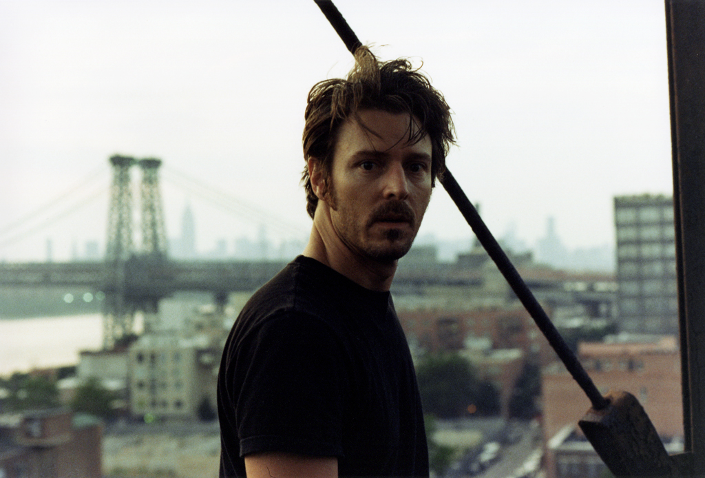 Jeff Wood, Actor and Writer, Brooklyn, New York, 2010.